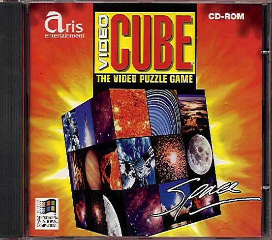 Packaging cover Video Cube Space.