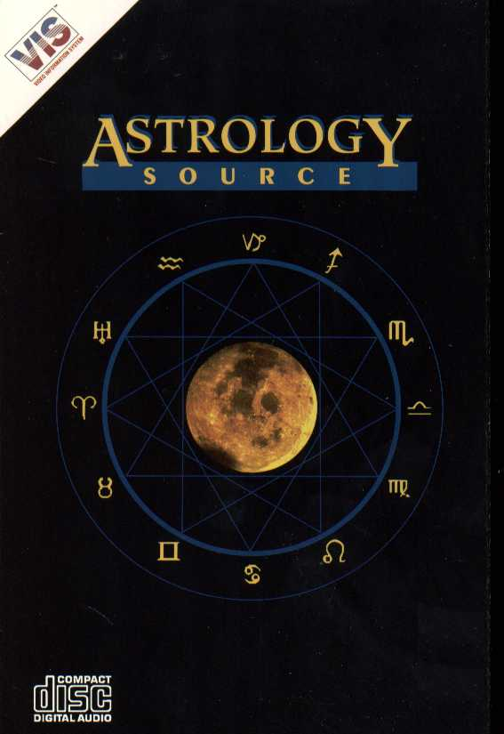 Packaging cover Astrology Source.