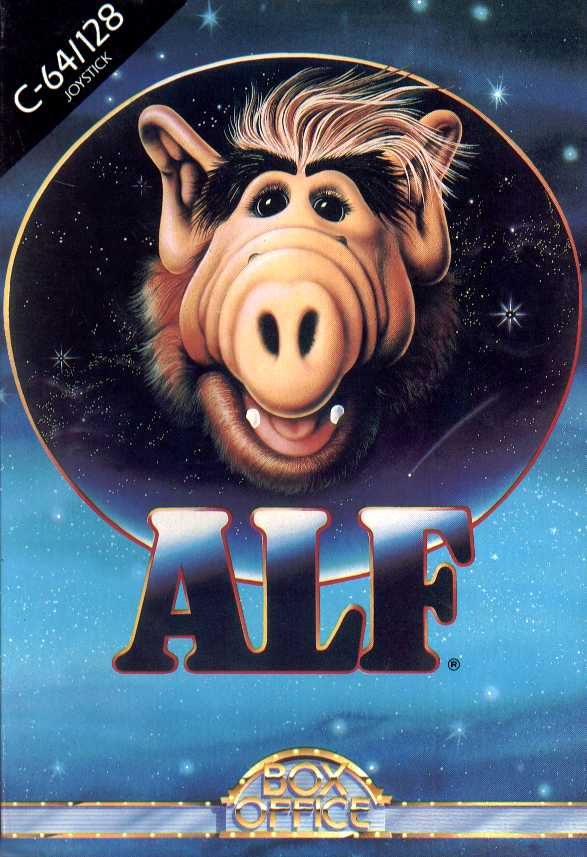 Packaging cover Alf.