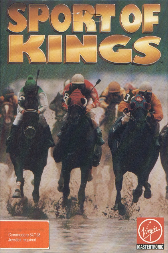 Retail Box cover Sport Of Kings.