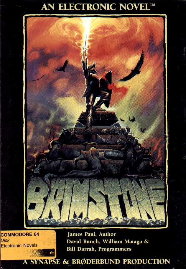 Packaging cover Brimstone.