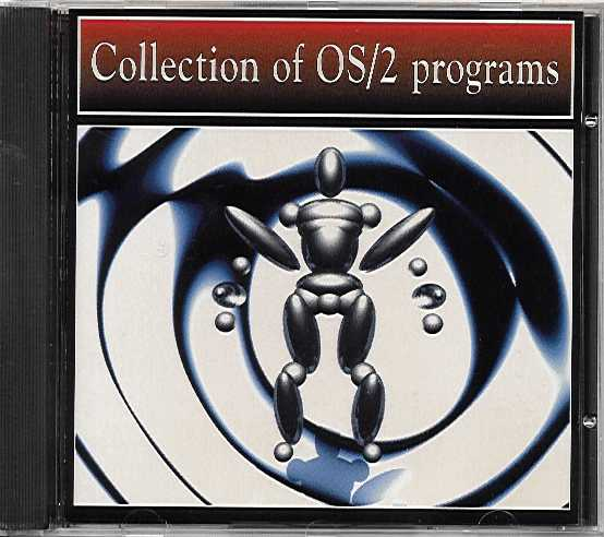 Packaging cover Collection Of OS/2 Programs.