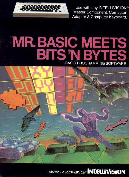 Packaging cover Mr. Basic Meets Bits 'N Bytes.