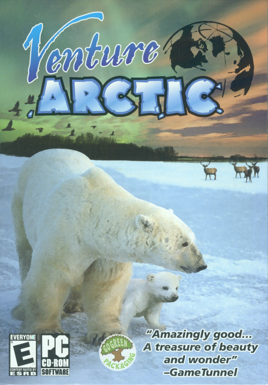 Packaging cover Venture Arctic.
