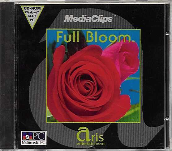 Packaging cover Full Bloom.