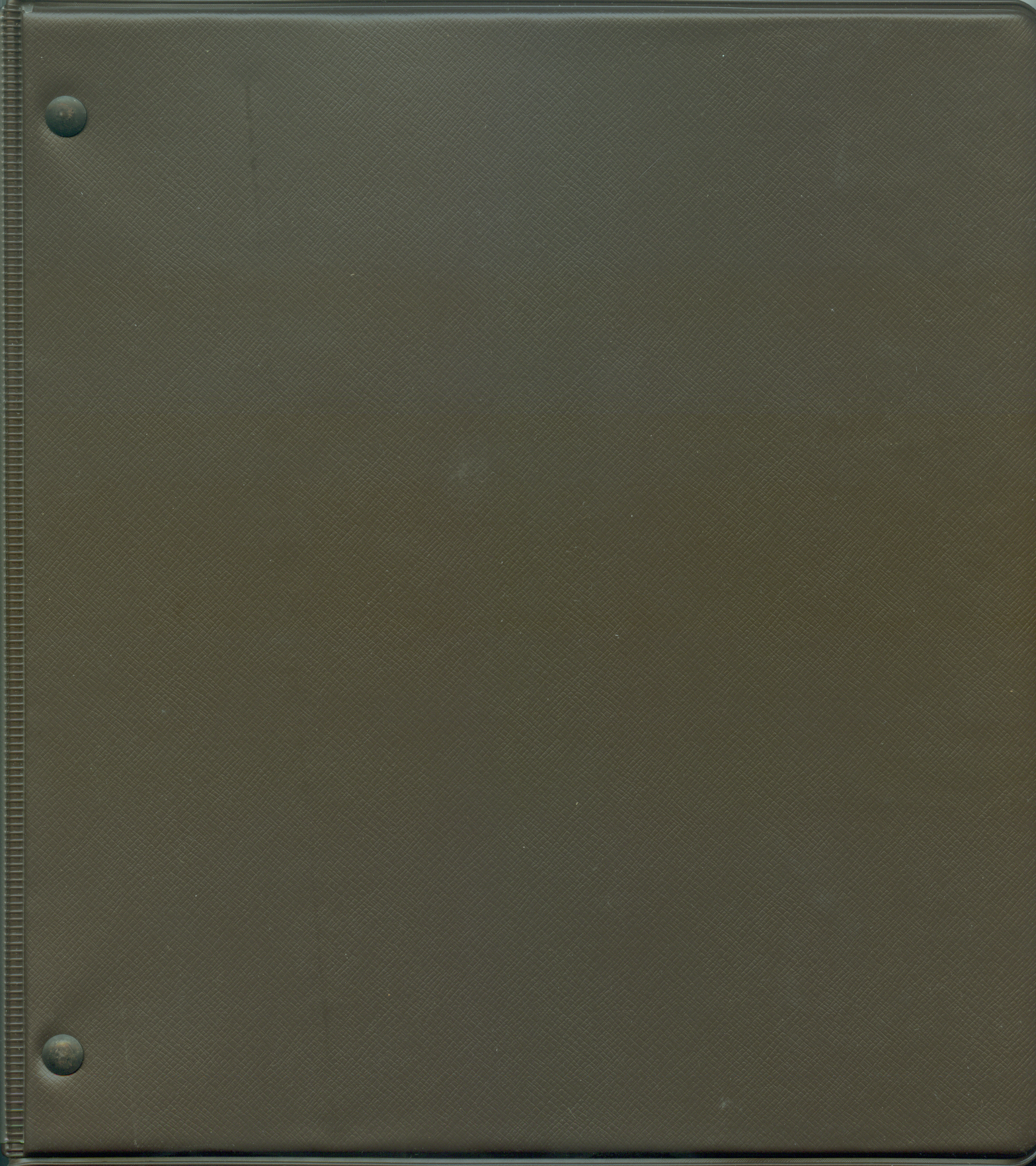 Retail Binder cover Computerware's General Ledger System.