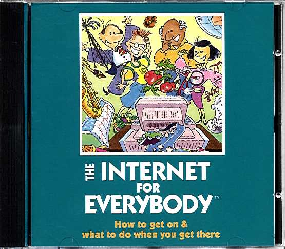 Packaging cover Internet For Everybody.