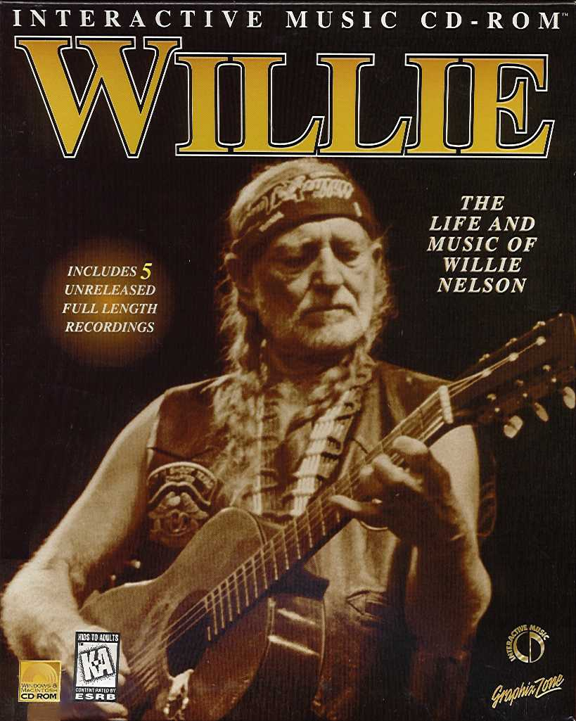 Packaging cover Willie.