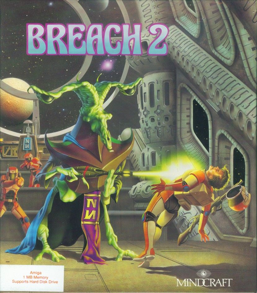 Packaging cover Breach 2.