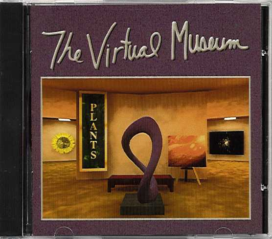 Packaging cover Virtual Museum, The.