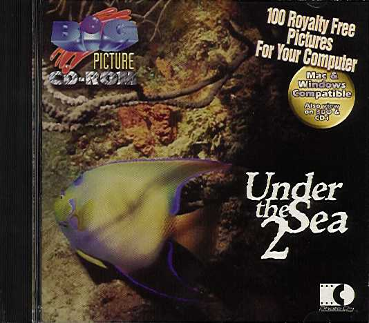 Packaging cover Big Picture: Under The Sea 2.