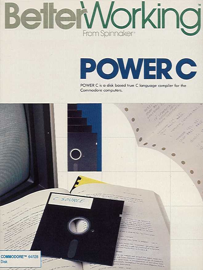 Packaging cover Better Working Power C.